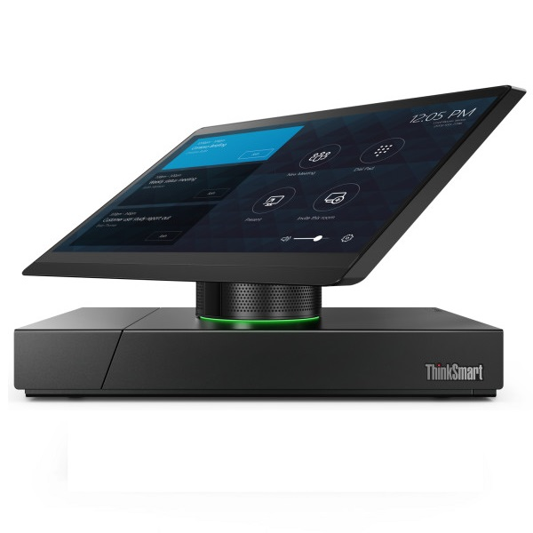 "Моноблок Lenovo ThinkSmart Hub 500 11.6"" 1920x1080, Touch, Intel Core i5-7500T 2.7GHz, 8Gb RAM, 128Gb SSD, Intel HD Graphics 630, WiFi, BT, W10, черный (10V50002RU)"