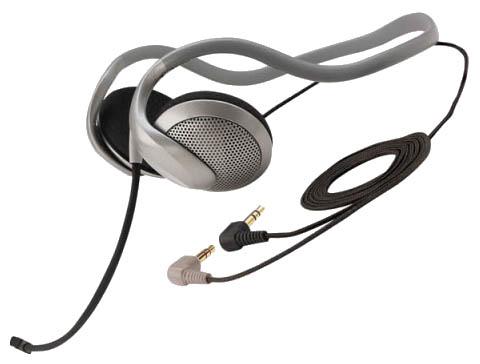 Гарнитура KOSS CS-80 Silver-Black