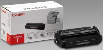 Картридж лазерный Canon Cartridge-T/7833A002, черный, 3500 страниц, оригинальный, для Canon FAX-L380 / L390 / L398 / L400, Canon LaserClass-510, Canon PC-D320 / D340