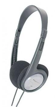 Проводные наушники Panasonic RP-HT090E-H, Gray