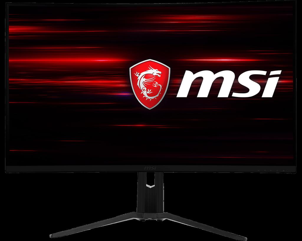 """Монитор 31.5"""" MSI Optix MAG322CQRV 31.5"""" VA, изогнутый, 2560x1440 (16:9), 300кд/м2, 144 Гц, 1мс, 178°/178°, FreeSync, HDMI, DisplayPort, USB-Hub, черный (9S6-3DA45A-003)"""
