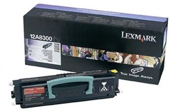 Картридж лазерный Lexmark 24016SE/12A8400, черный, 1шт., 2500 страниц, оригинальный, для Lexmark E230, E232, E234, E330, E332n, E240, E240n, E340, E342n