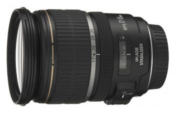 Объектив Canon EF-S 17-55mm F2.8 IS USM