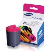 Картридж лазерный Samsung CLP-M300A, пурпурный, 1000 страниц, оригинальный, для CLP-300, CLX-3160 / 2160