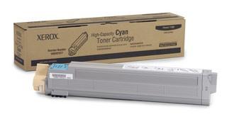 Картридж лазерный Xerox 106R01077, голубой, 1шт., 18000 страниц, оригинальный, для Xerox Phaser 7400