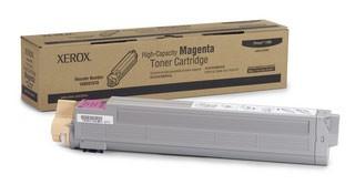 Картридж лазерный Xerox 106R01078, пурпурный, 1шт., 18000 страниц, оригинальный, для Xerox Phaser 7400