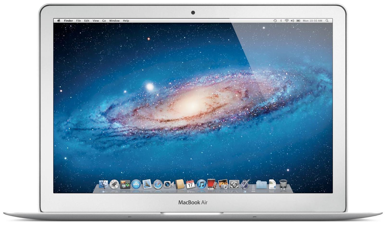 """Ноутбук Apple MacBook Air 13 13.3"""" 1440x900, Intel Core i5 1.6GHz, 8Gb RAM, 128Gb SSD, WiFi, BT, Cam, Mac OS, серебристый (MMGF2RU/A)"""