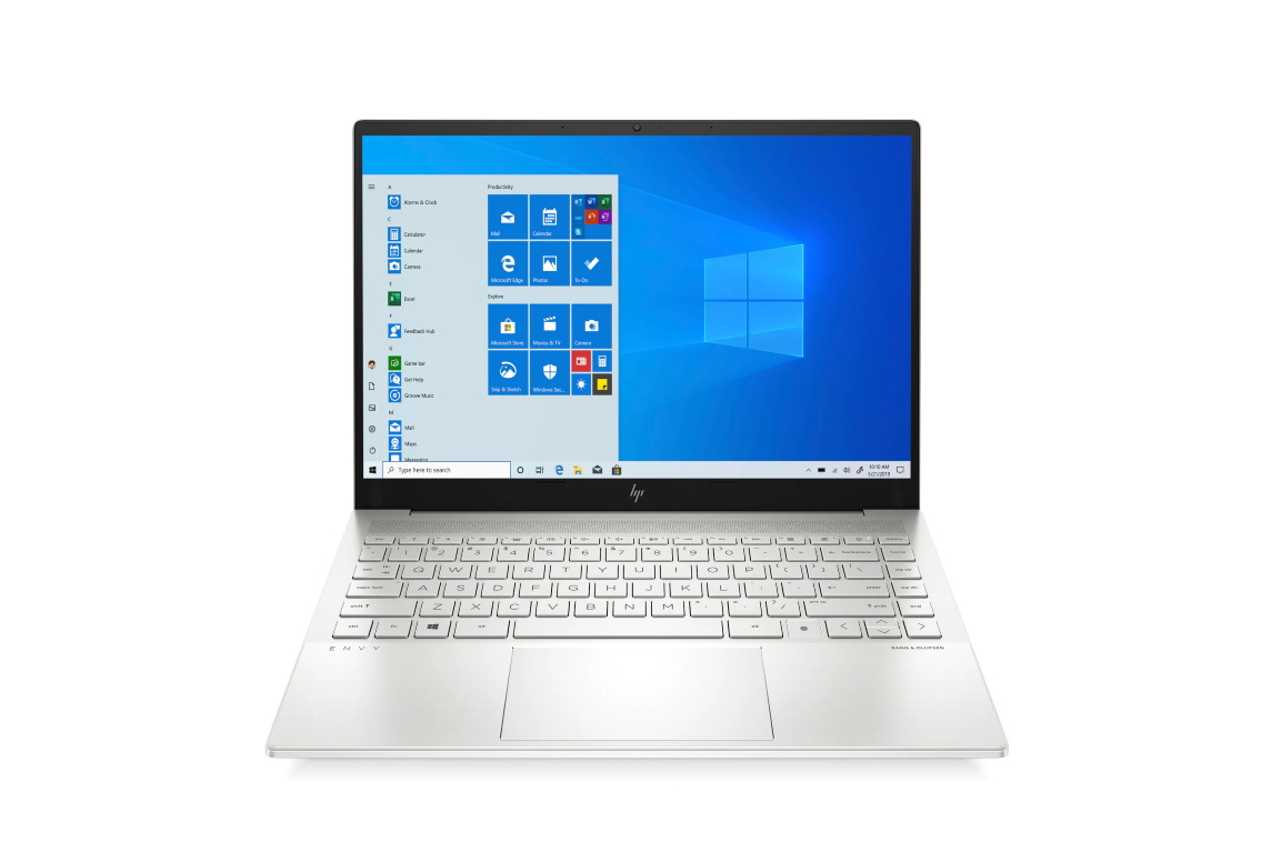 "Ноутбук HP Envy 14-eb0007ur 14"" 1920x1080, Intel Core i5-1135G7 2.4GHz, 16Gb RAM, 1Tb SSD, NVIDIA GeForce GTX 1650 Ti-16Gb, WiFi, BT, Cam, DOS, серебристый (3B3L2EA)"
