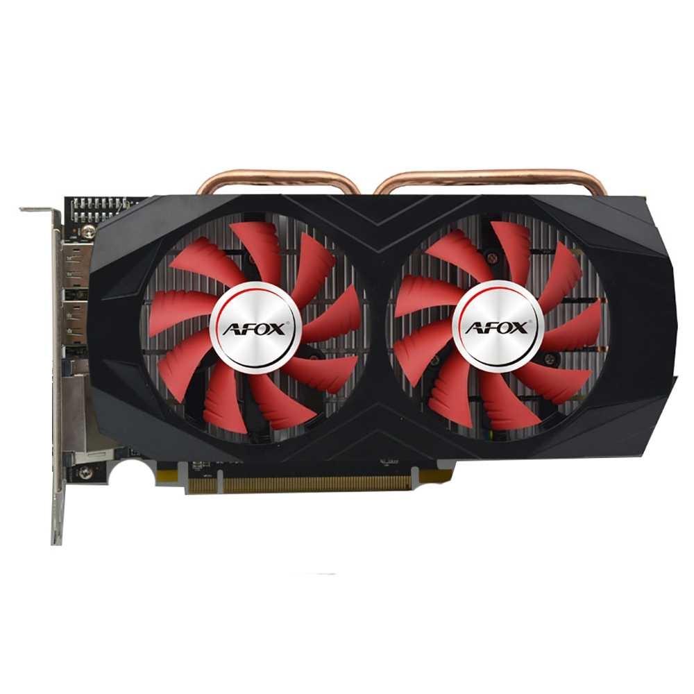 Видеокарта AFOX AMD Radeon RX 570, 8Gb DDR5, 256bit, PCI-E, HDMI, 3DP, Retail (AFRX570-8192D5H3-V2)