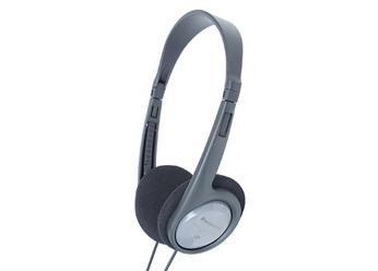 Проводные наушники Panasonic RP-HT010GU-H Grey