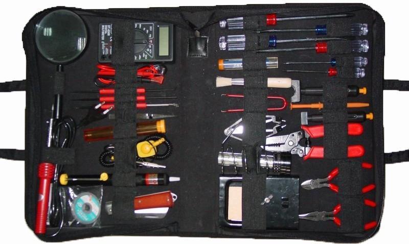 Набор инструментов Gembird TK-SOLDER, предметов в наборе: 28шт.