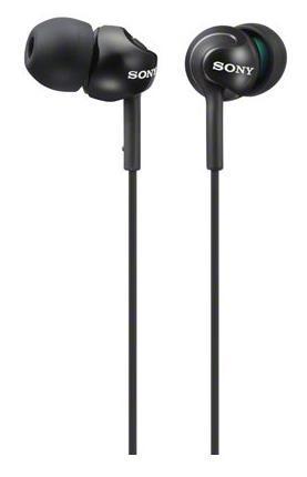 Проводные наушники Sony MDR-EX110LP Черный