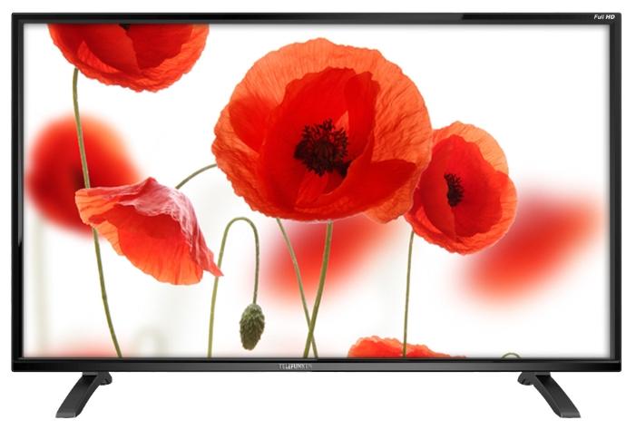 """Телевизор Telefunken TF-LED50S13T2, 50"""" 1920x1080, DVB-T2/C/S2, HDMI, USB, черный"""