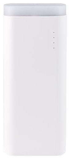Портативный аккумулятор Rombica NEO NL150, 15000mAh, 2xUSB, 2.1A, белый