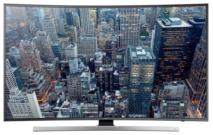 "Телевизор Samsung UE78JU7500U, 78"" 3840x2160, 3D, DVB-T2/C/S2, HDMI, USB, WiFi, серый"