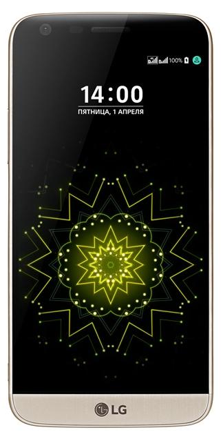 "Смартфон LG G5se (H845) 5.3"" 2560x1440, IPS, MSM8976, 3Gb RAM, 32Gb, 3G/LTE, WiFi, BT, 2xCam, 2-Sim, 2800mAh, Android 6.x, золотистый"