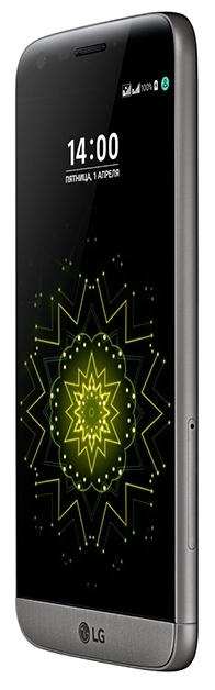 "Смартфон LG G5se (H845) 5.3"" 2560x1440, IPS, MSM8976, 3Gb RAM, 32Gb, 3G/LTE, WiFi, BT, 2xCam, 2-Sim, 2800mAh, Android 6.x, титан"