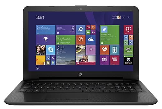 """Ноутбук HP 250 G4 15.6"""" 1366x768, Intel Celeron N3050 1.6GHz, 4Gb RAM, 128Gb SSD, DVD-RW, WiFi, BT, Cam, DOS, серый (T6Q97EA)"""
