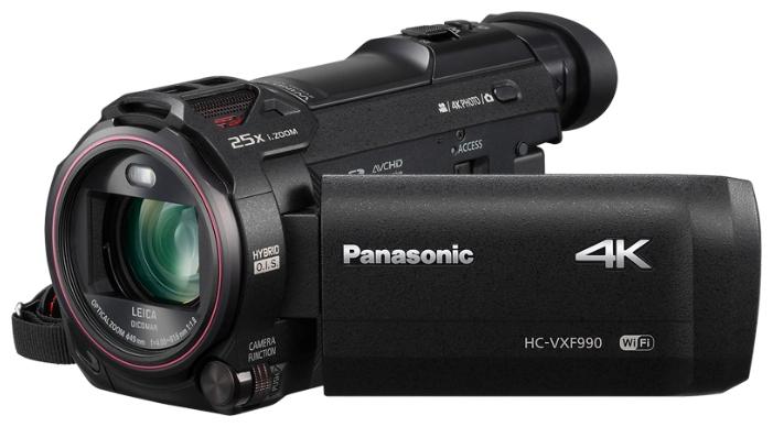 Видеокамера Panasonic HC-VXF990 4K (HC-VXF990EEK)