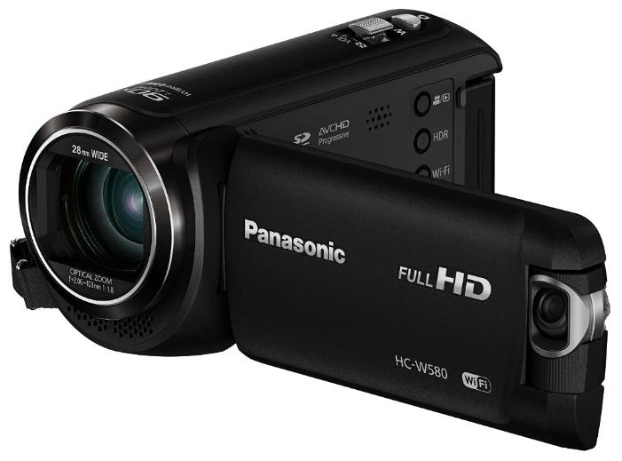Видеокамера Panasonic HC-W580 (HC-W580EE-K)