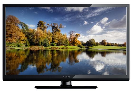 "Телевизор Rubin RB-22SE2FT2S, 22"" 1920x1080, DVB-T2/C/S2, HDMI, USB, черный"