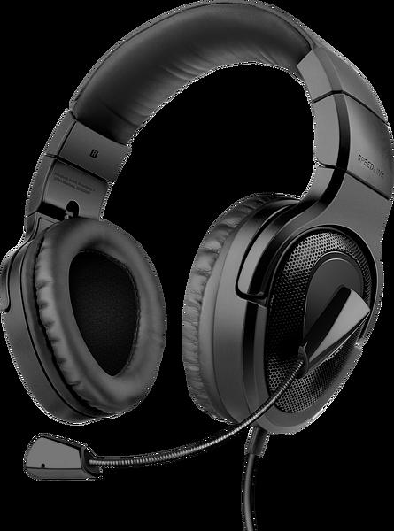 Гарнитура Speedlink MEDUSA XE Virtual 7.1 Surround Headset, USB, черный (SL-8798-BK-01)