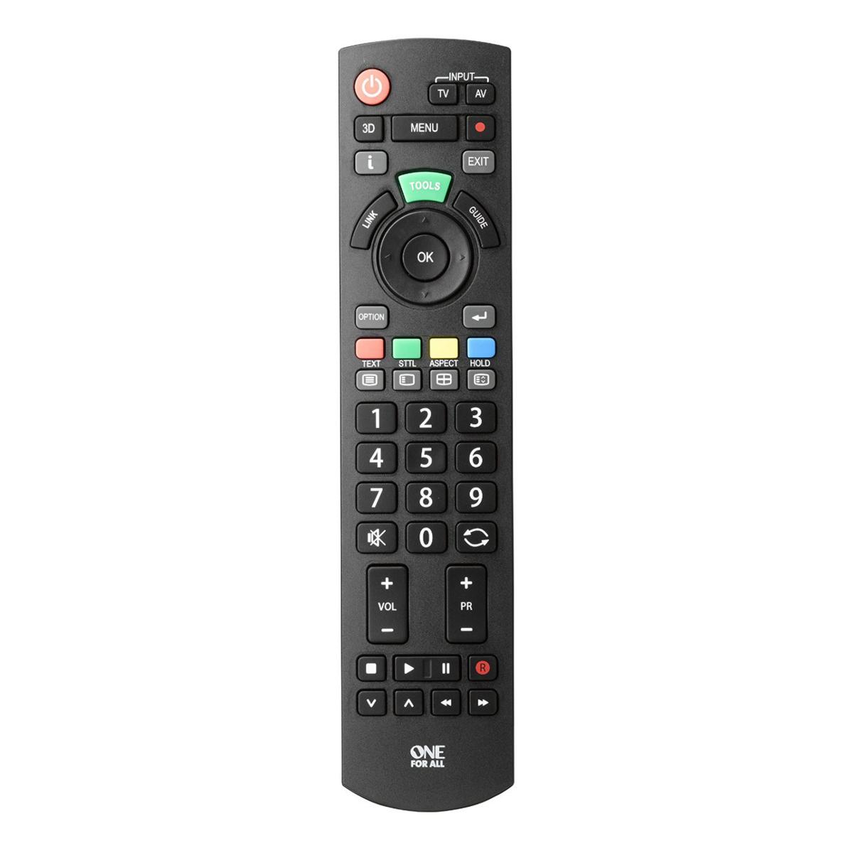 Пульт универсальный OneForAll URC1914 для телевизоров Panasonic