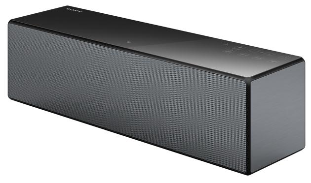 Портативная акустика 2.1 Sony SRS-X88 90W, BT, WiFi, AirPlay, USB, ПДУ, черный (SRSX88B.RU4)