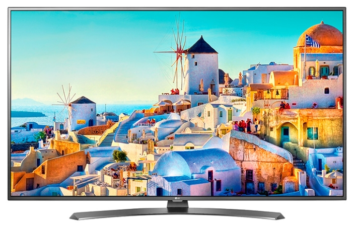 "Телевизор LG 43UH671V, 43"" 3840x2160, DVB-T2/C/S2, HDMI, USB, WiFi, серый"