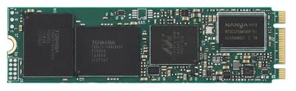 Твердотельный накопитель (SSD) Plextor 256Gb M7V, 2280, M.2 (PX-256M7VG)