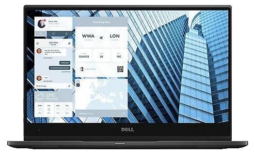 "Ноутбук Dell Latitude 7370 13.3"" 1920x1080, Intel Core M5-6Y54 1.1GHz, 8Gb RAM, 256Gb SSD, WiFi, BT, Cam, W7Pro+W10Pro, черный (7370-4929)"