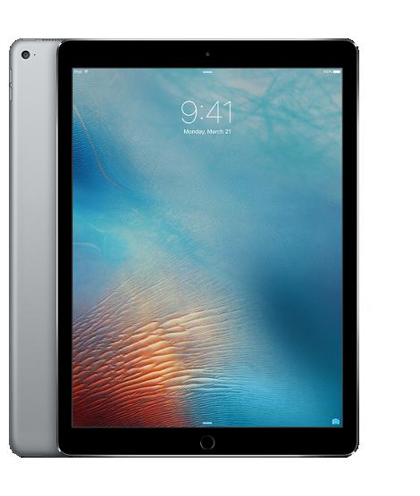 "Планшет Apple iPad Pro 12.9"" 2732x2048, IPS, 4Gb RAM, 256Gb, 3G/LTE, WiFi, BT, 2xCam, 10307mAh, iOS, серый (ML2L2RU/A)"