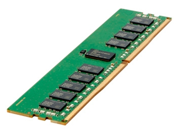 Память DDR4 DIMM 16Gb, 2400MHz, CL17, 1.2V, Single Rank, ECC Reg, HPE (805349-B21/819411-001)