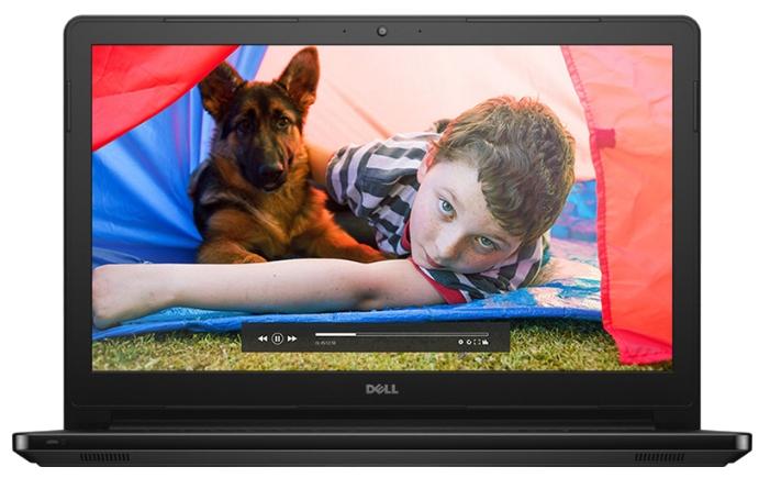 """Ноутбук Dell Inspiron 5558 15.6"""" 1366x768, Intel Core i3-5005U 2.0GHz, 4Gb RAM, 500Gb HDD, DVD-RW, WiFi, BT, Cam, W10, красный (5558-8832)"""