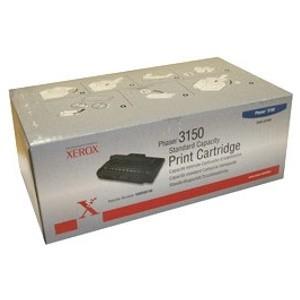 Картридж лазерный Xerox 109R00746, черный, 1шт., 3500 страниц, оригинальный, для Xerox Phaser 3150