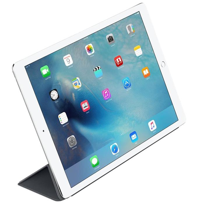 Чехол-книжка Apple Smart Cover для iPad Pro, серый (MK0L2ZM/A)