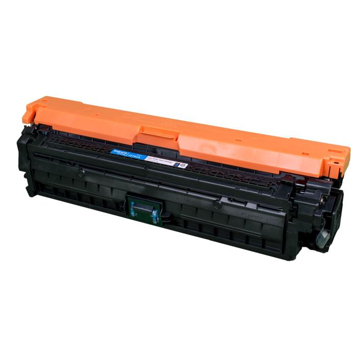 Картридж лазерный SAKURA SACE741A (CE741A), голубой, 7300 страниц, совместимый, для CLJP CP5525/CP5525n/CP5525dn