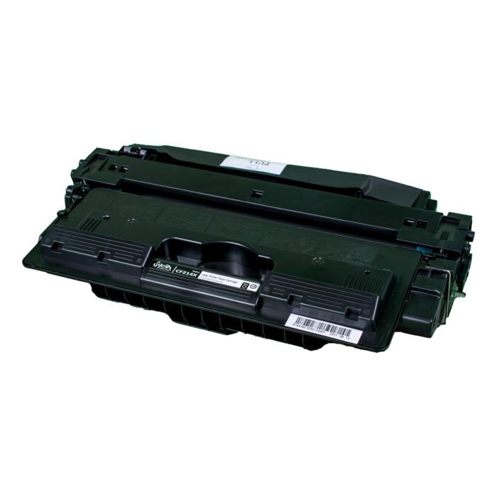 Картридж лазерный SAKURA SACF214X (CF214X), черный, 17500 страниц, совместимый, для LJE 700 M712n/dn/M725