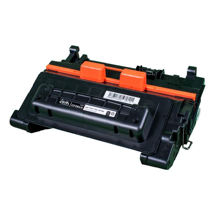 Картридж лазерный SAKURA SACF281A (CF281A), черный, 10500 страниц, совместимый, для LJE M630/M604n/M605n/M606dn