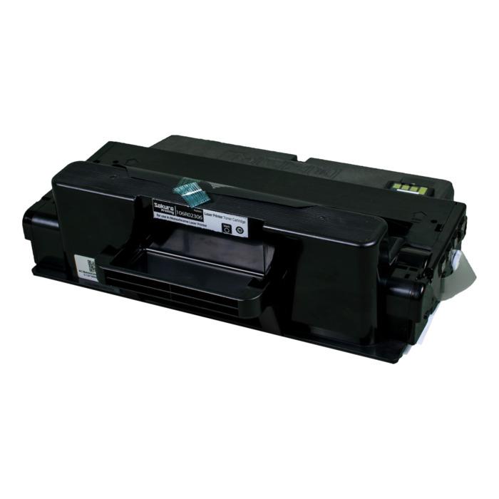 Картридж лазерный SAKURA SA106R02306 (106R02306), черный, 11000 страниц, совместимый, для Xerox XEROX P3320