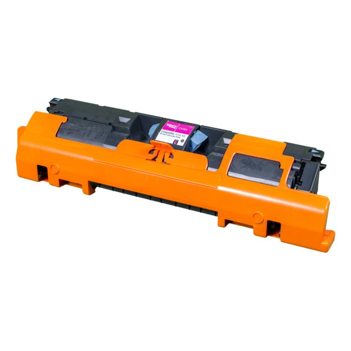 Картридж лазерный SAKURA SAC9703A (C9703A), пурпурный, 4000 страниц, совместимый, для CLJ 1500/2500 series