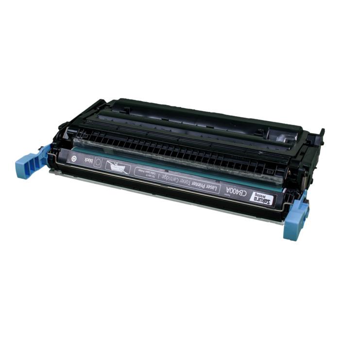 Картридж лазерный SAKURA SACB400A (CB400A), черный, 7500 страниц, совместимый, для CLJ CP4005/CP4005n/CP4005dn