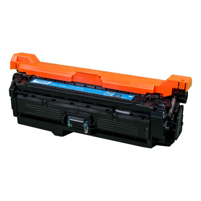 Картридж лазерный SAKURA SACRG723C (CRG723C), голубой, 8500 страниц, совместимый, для Canon LBP7700/7750C/7753/7754