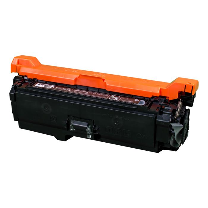 Картридж лазерный SAKURA SACRG723K (CRG723K), черный, 5000 страниц, совместимый, для Canon LBP7700/7750C/7753/7754
