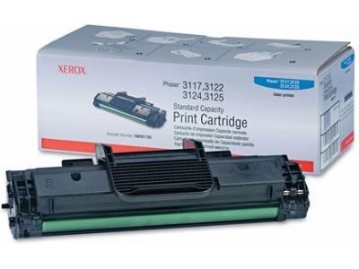 Картридж лазерный Xerox 106R01159, черный, оригинальный, для Xerox Phaser 3117/3122/3124/3125