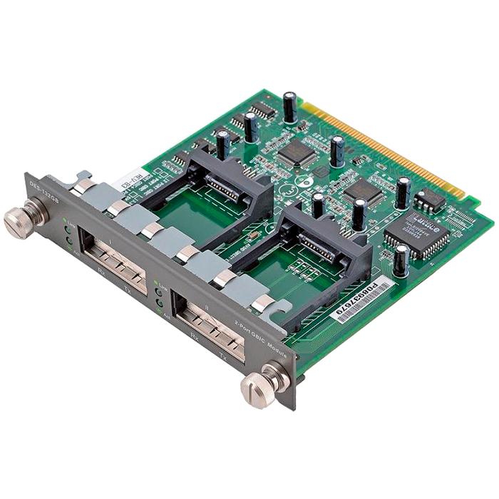 Модуль D-Link DES-132GB 2xGBIC для DES-12xxR, DES-3x26x