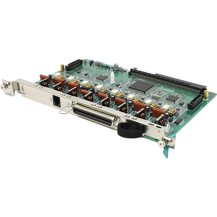 Плата Panasonic KX-TDA0180X расширения (8-аналоговых внеш.линий)