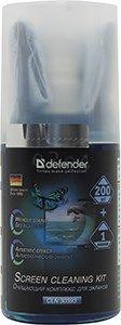 Спрей Defender CLN 30593 для экранов 200мл спрей + салфетка (CLN 30593)