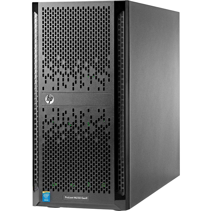 Сервер HPE ProLiant ML150-G9 1xE5-2620v3, 1x16384Mb, 1x1Tb, DVD-RW, 1x550W (780852-425)