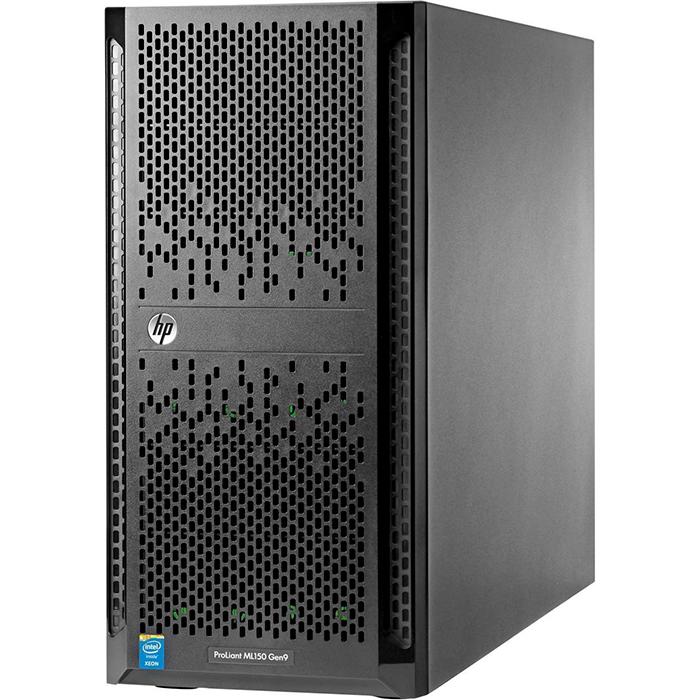 Сервер HPE ProLiant ML150-G9 1xE5-2603v3, 1x4096Mb, 1x550W, 5U (776274-421)